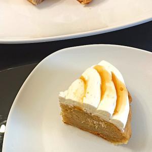 アーモンドミルクバナナケーキ