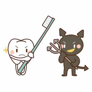 娘さん、歯の定期検診にて欠損歯が判明する