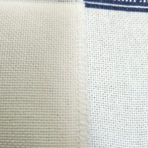 布と糸が届いたついでに、エタミンとルガナ比較をしてみる