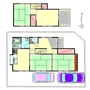 昭和50年代の中古住宅のリノベーションを考えてみる