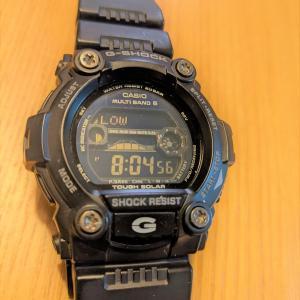 もはや時計職人としても生きていけるのか?大袈裟ですがG-SHOCK電池交換しました!