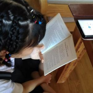 母による伝家の宝刀、JK偏頭痛にならない髪結いは倍量の朝活音読と共に~