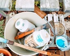 DIY 壁塗り替え 珪藻土