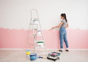 壁塗り替え 季節