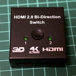 YOUZIPPER ユージッパー HDX-12S HDMIセレクタレビュー