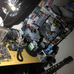 【リクエスト】整理整頓は大事!作業机の改善化!