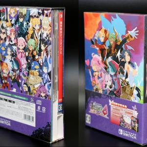 魔界戦記ディスガイア6ディスガイア6初回限定版【限定版同梱物】豪華三方背BOX レビュー