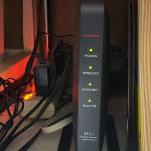 BUFFALO Wi-Fiルーター WSR-2533DHPL2/NB 簡易レビュー