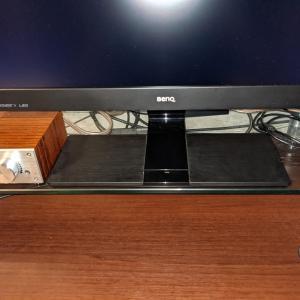 PCモニター台の作成