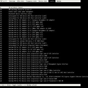 linuxをインストールしたノートPCのバッテリー消費を抑える方法