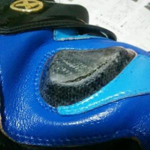 ブーツのリペア 其の五 アンクルスライダーの補修