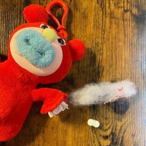 ぬいぐるみ、おもちゃの修理