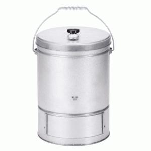 BUNDOK『スモーク 缶 温度計付 BD-439』のブログと口コミレビュー
