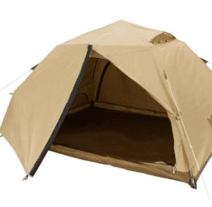 【設営簡単】DOD『わがやのテント』のブログと口コミ評判レビュー
