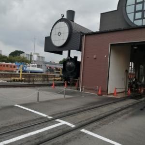 真岡鉄道にはD51がいて・・