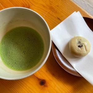 【汲心亭(きゅうしんてい)】佐伯市城下西町・歴史と文学のみち沿い、抹茶と和菓子が楽しめる茶室