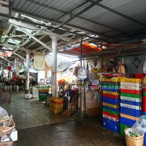 <香港:元朗錦田>この渋い雰囲気好き ~錦田街市Kam Tin Market~