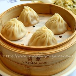 <香港:將軍澳>ランチは小籠包と擔擔麵! ~翡翠拉麵小籠包Crystal Jade La Mian Xiao Long Bao~