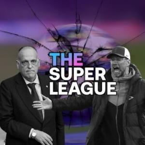 ESLプロジェクトは消滅か…半分の6クラブが撤退決断