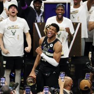 NBAさん、チャンピオンが決まったのに全く盛り上がらない