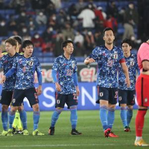 最新FIFAランク オマーンに負けた日本代表は?