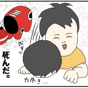 赤ちゃんのうつぶせ練習はアレに似ている