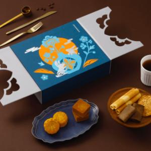 【2021】台湾スタバの月餅ギフト5品