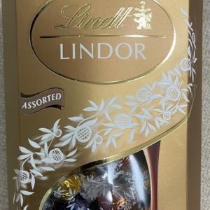 コストコで5月3日までリンツが安い!!(Lindt LINDOR チョコレートアソート ゴールド600g)