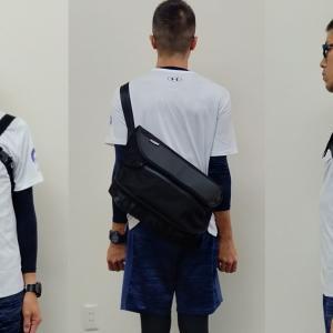 使い勝手抜群!!CHROME「SIMPLE MESSENGER BAG 」商品レビュー[PR]
