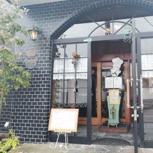 栃木市・創業100年くらいの老舗洋食店@赤城亭のランチ