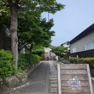 福岡の古民家パン屋さん「YORIMICHI」。