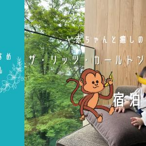 【子連れ宿泊記】リッツ・カールトン日光で過ごす0歳赤ちゃんとの休日|ブログ