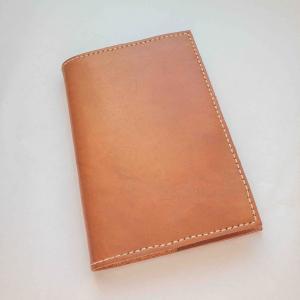 牛革の手帳カバーとほぼ日手帳の使い方