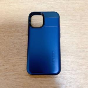 iPhone12miniのスマホカバーを新調。手帳型との違いや選んだポイント【Spigen ACSO2300】
