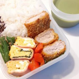 2021/9/2 男子中学生弁当~オンライン授業で自宅で食べる編~