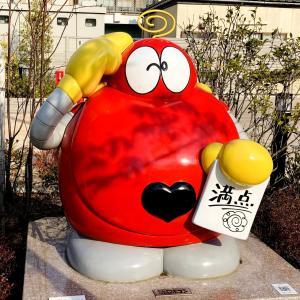 【石巻マンガロード】 石ノ森章太郎マンガのモニュメントをたどり、石巻の街中散歩!