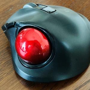 【ナカバヤシ Digio2 Q トラックボール】トラックボール初心者におすすめの、静音・小型トラックボール!