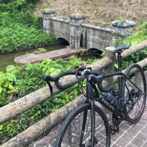品井沼干拓の遺構を辿る -自転車の旅