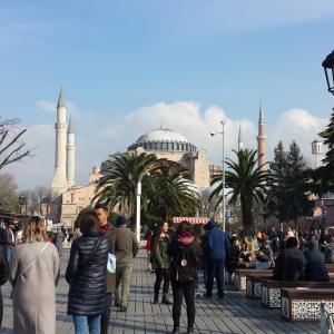 旅の思い出【イスタンブール】