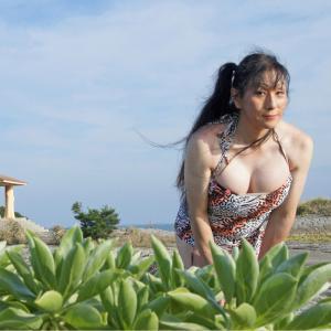 謎の研究施設に遭遇!アーヂ島/沖縄、志喜屋海浜その2。