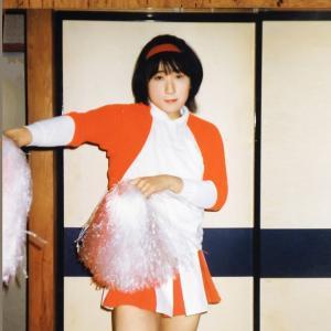 チアリーディングのボックスプリーツスカートは魅力的[自作スカート]