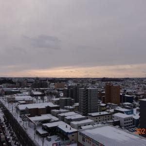 2月17日(水)今日の朝日、今日は何の日??