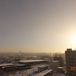 2月27日(土)今日の朝日、今日は何の日??
