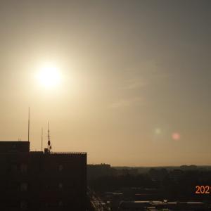 3月9日(火)今日の朝日、今日は何の日??