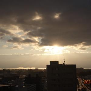 3月10日(水)今日の朝日、今日は何の日??
