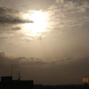 3月17日(水)今日の朝日、今日は何の日??