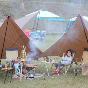 ラストキャンプで〇〇しまくる ~群馬県 創造の森キャンプ場~