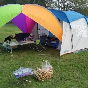 初キャンプを思い出してみた