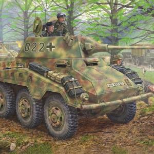 【ドイツ軍兵器用語集】第二次世界大戦で活躍したドイツ軍兵器(戦車、歩兵装備など)の用語集のご紹介