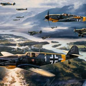 【プラモ・WW2ドイツ軍エンジン】二次世界大戦時代に搭載されたドイツ軍航空機エンジンのご紹介